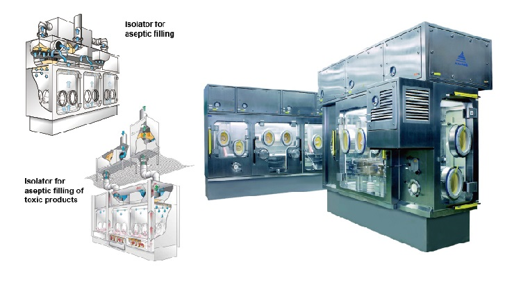 Modular Working Isolator PSI-M