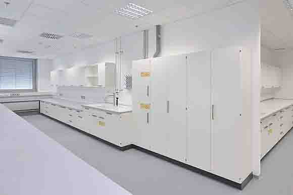 Workbench / laboratory cabinets