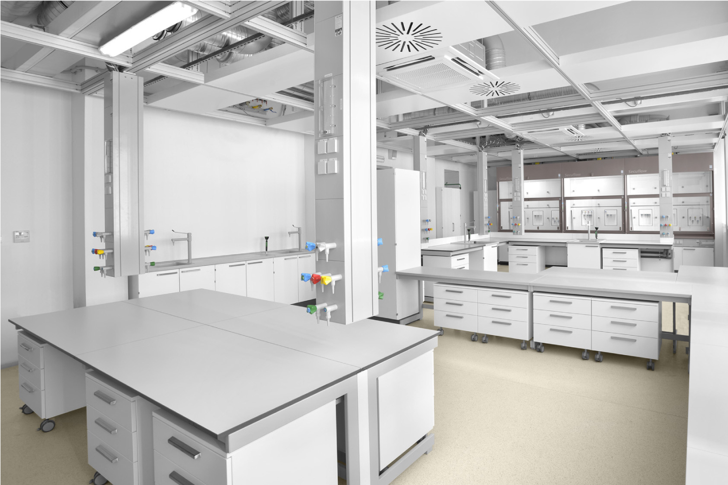 SCALA Laboratory furniture