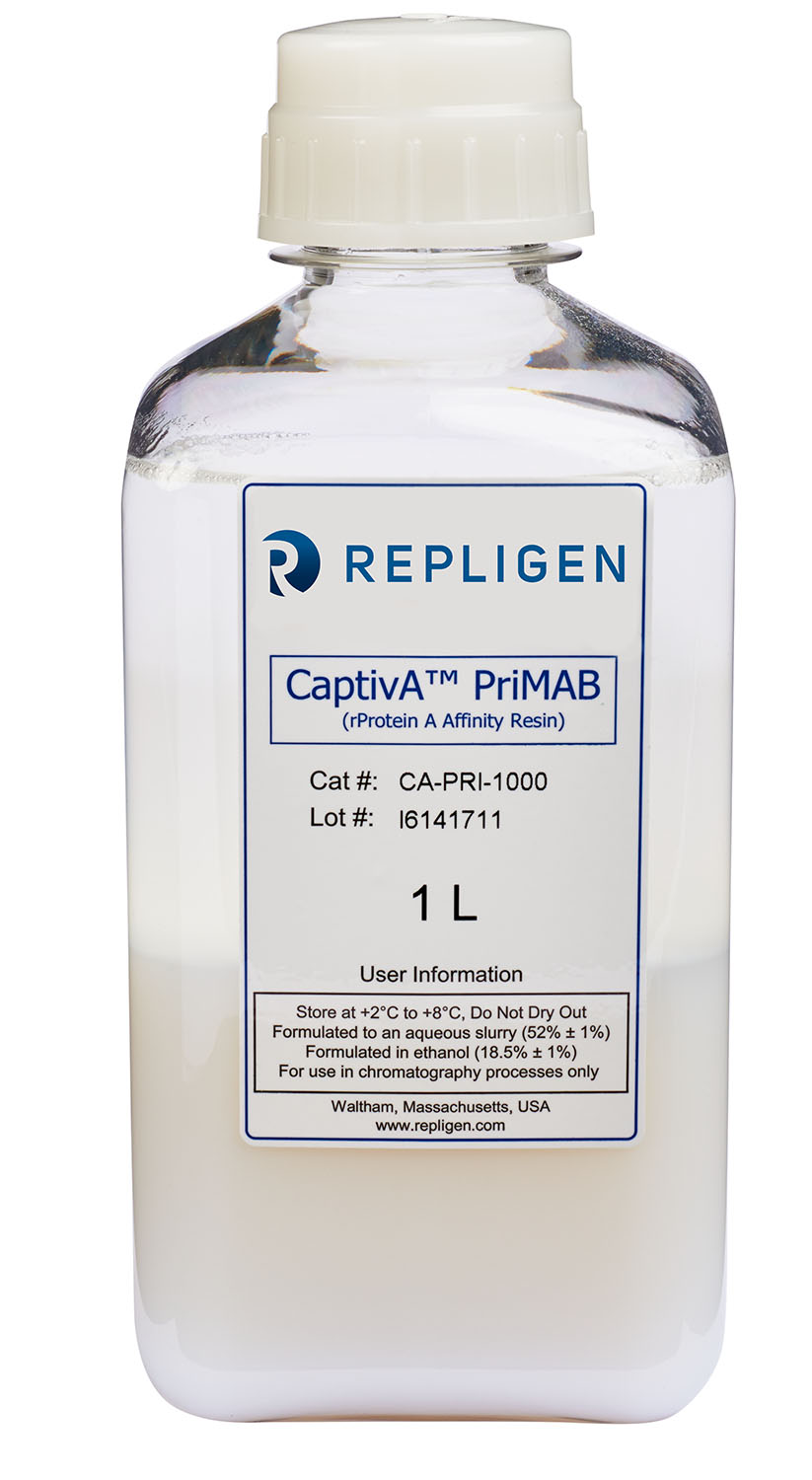 Repligen CaptivA® Protein A Affinity Resin
