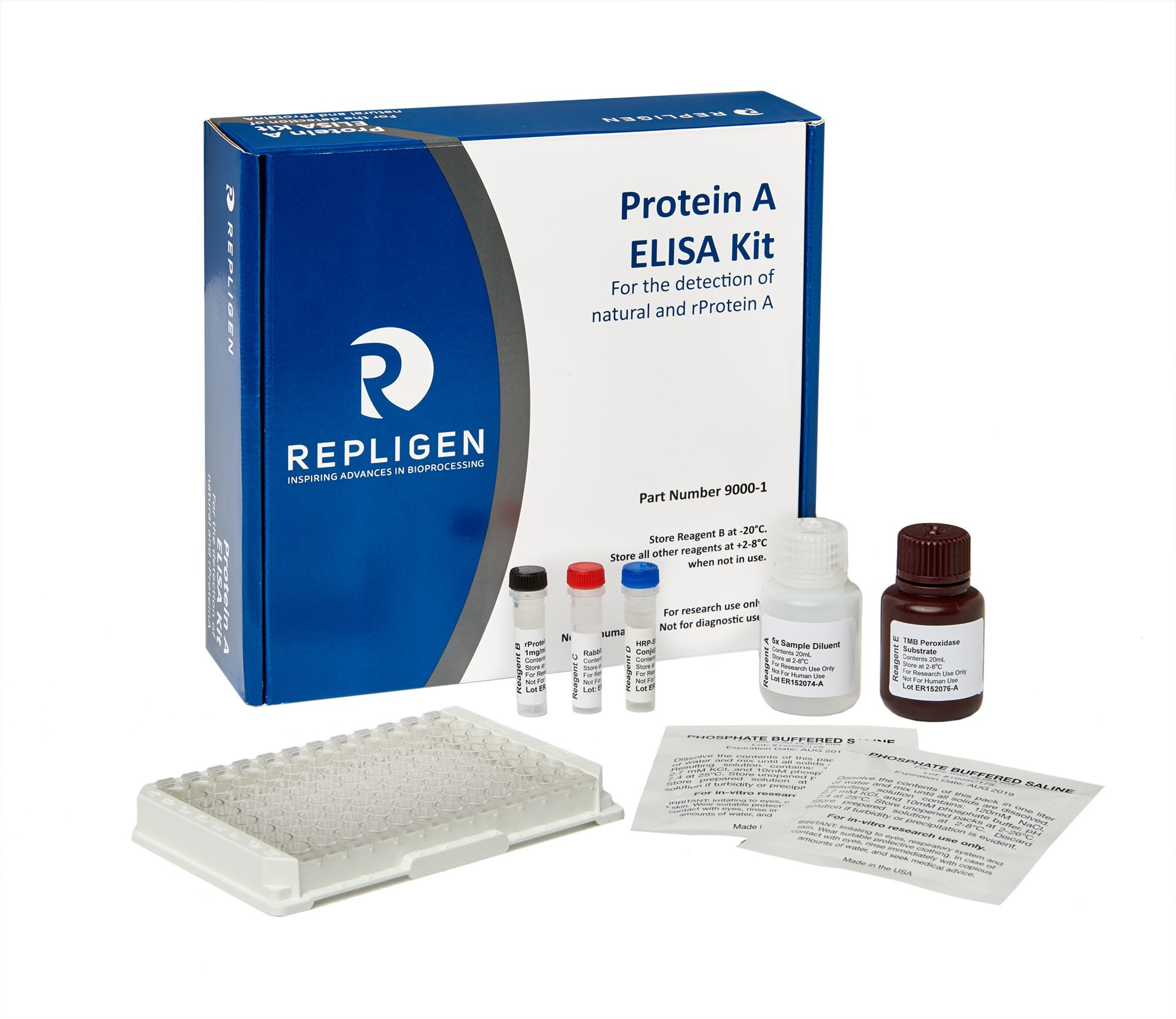 Protein A ELISA Kit for Native and Recombinant Protein A